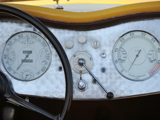 1937 Peugeot 402 Darl'mat Special Sport Roadster supercar retro interior g wallpaper