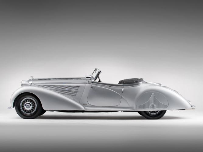 1938 Horch 853 Special Roadster by Erdmann & Rossi retro luxury convertible g wallpaper