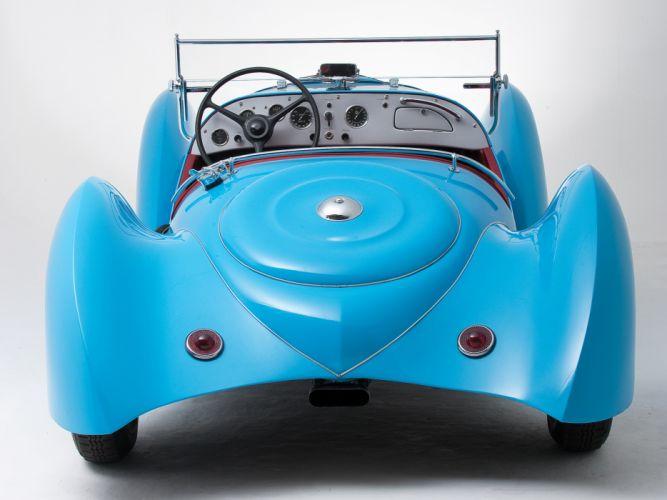 1938 Peugeot 402 Special Pourtout Roadster supercar retro interior g wallpaper