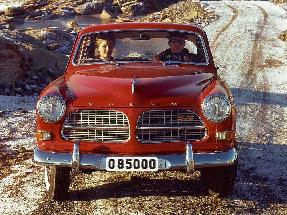 1959 Volvo 122S P120 retro    s wallpaper