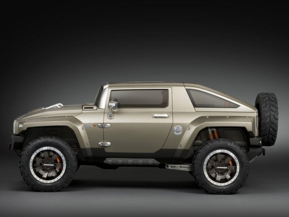 2008 Hummer HX Concept 4x4 suv h-x   g wallpaper