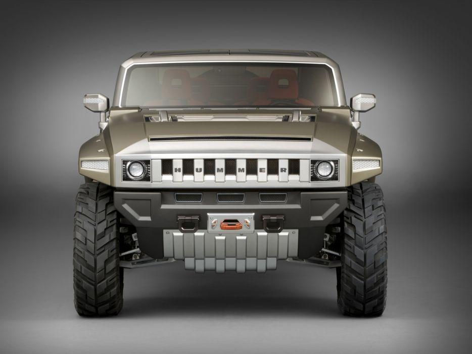 2008 Hummer HX Concept 4x4 suv h-x   gd wallpaper