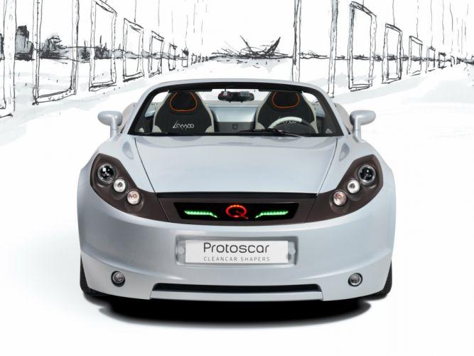 2009 Protoscar Lampo Electric Roadster supercar g wallpaper