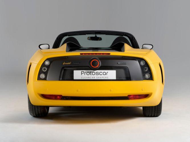 2010 Protoscar Lampo 2 Prototype Electric Supercar lampo2 r wallpaper
