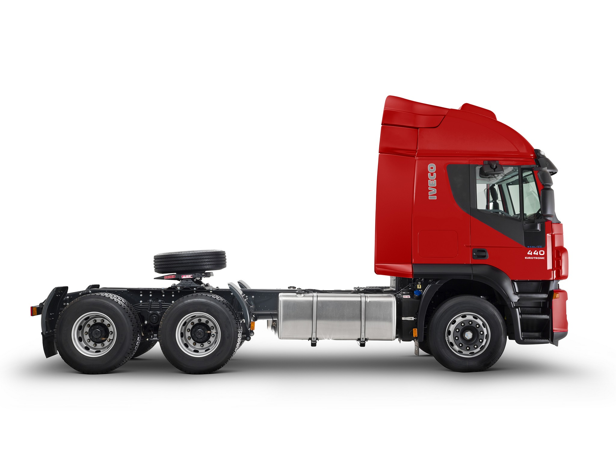 2012 Iveco Stralis 440 6x4 AT BR-spec semi tractor g wallpaper