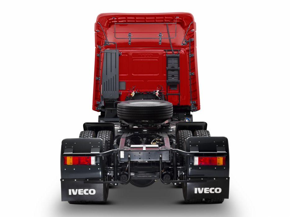 2012 Iveco Stralis 440 6x4 AT BR-spec semi tractor    gs wallpaper