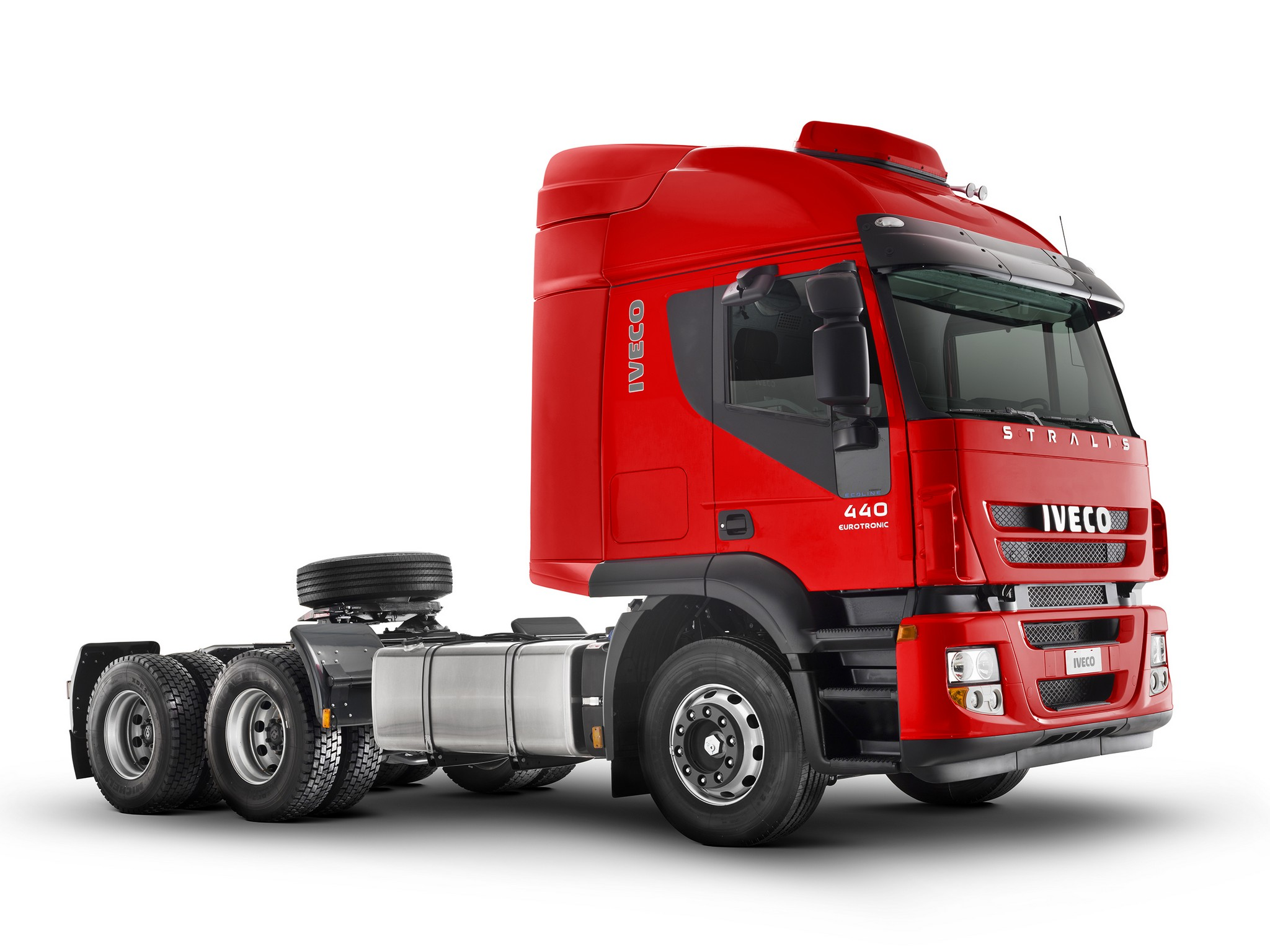 2012 Iveco Stralis 440 6x4 AT BR-spec semi tractor f wallpaper