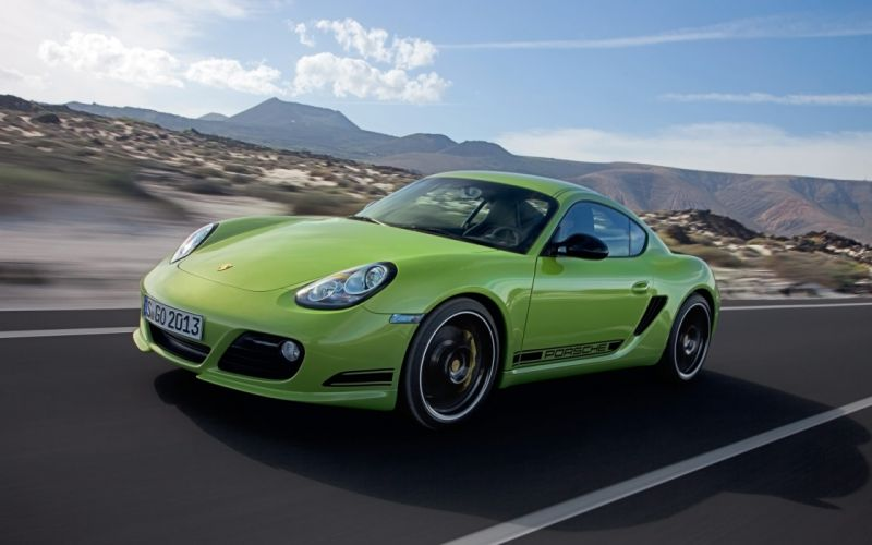 2013 Porsche Cayman R ga wallpaper