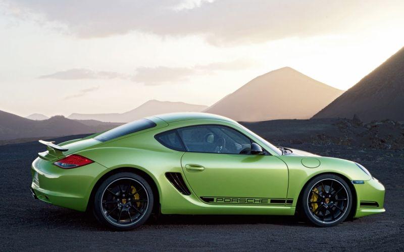 2013 Porsche Cayman R e wallpaper