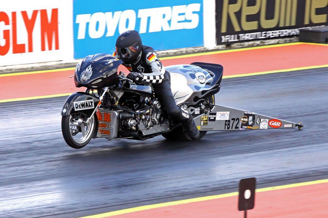 drag racing race hot rod rods Suzuki 1327cc       h wallpaper