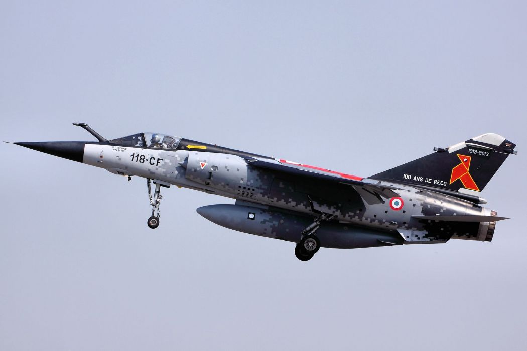 fighter jet military F1 Mirage f-1    h wallpaper