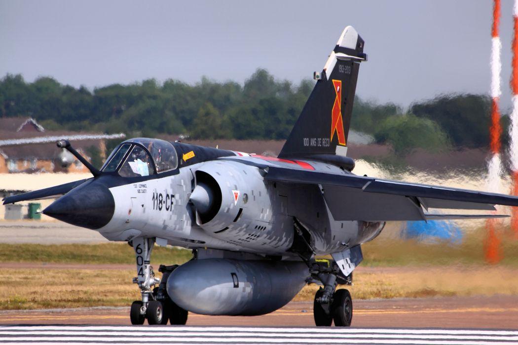 fighter jet military F1 Mirage f-1    t wallpaper