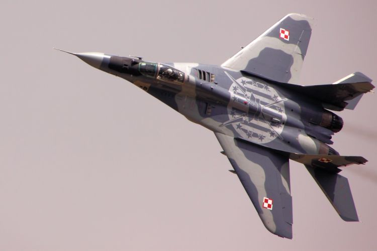 fighter jet military Mig-29 mig t wallpaper