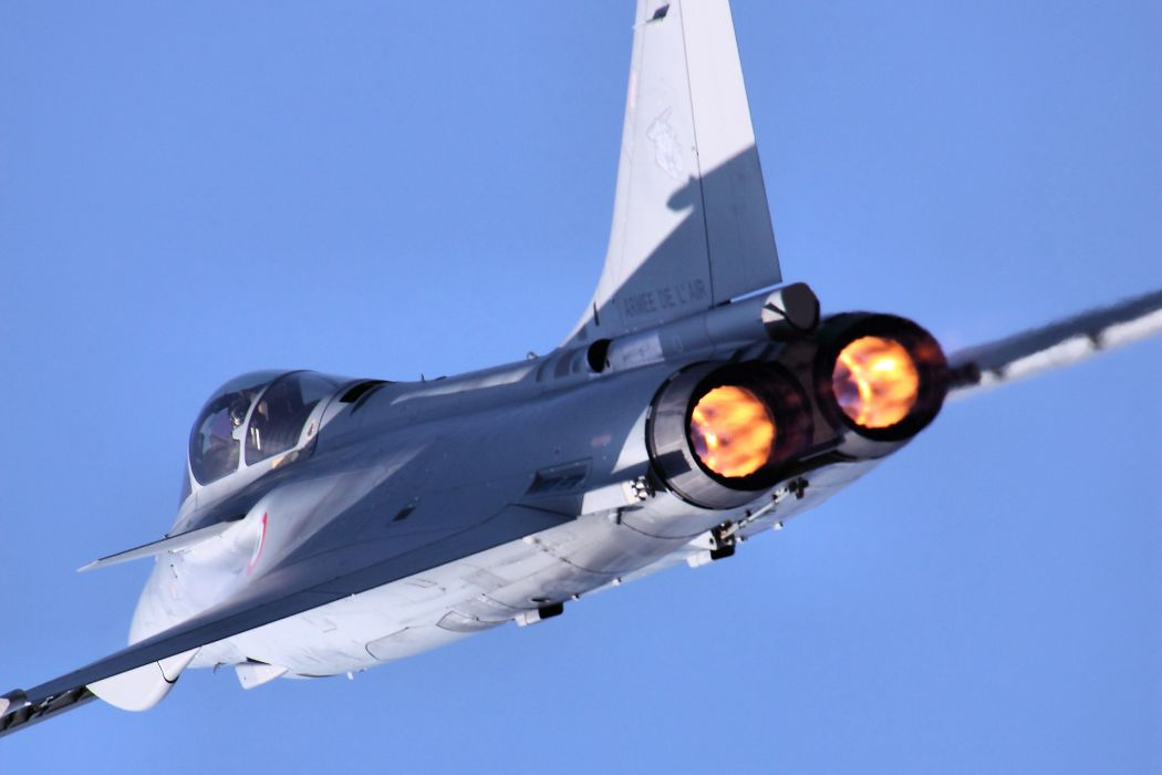 fighter jet military Rafale  y wallpaper
