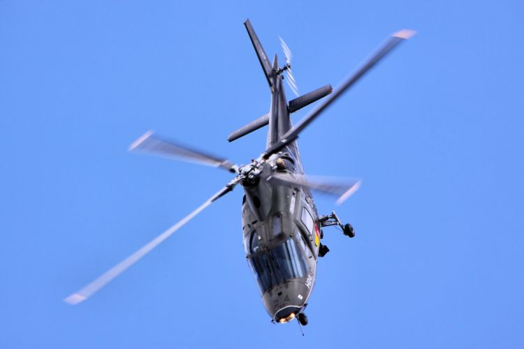 helicopter military A109 f wallpaper