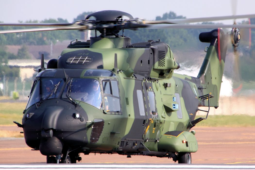 helicopter military NH-90  t wallpaper