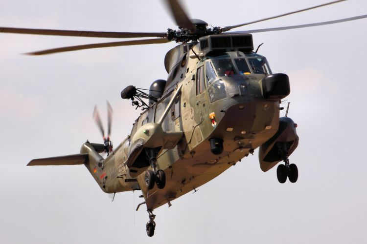 helicopter military Sea King h wallpaper