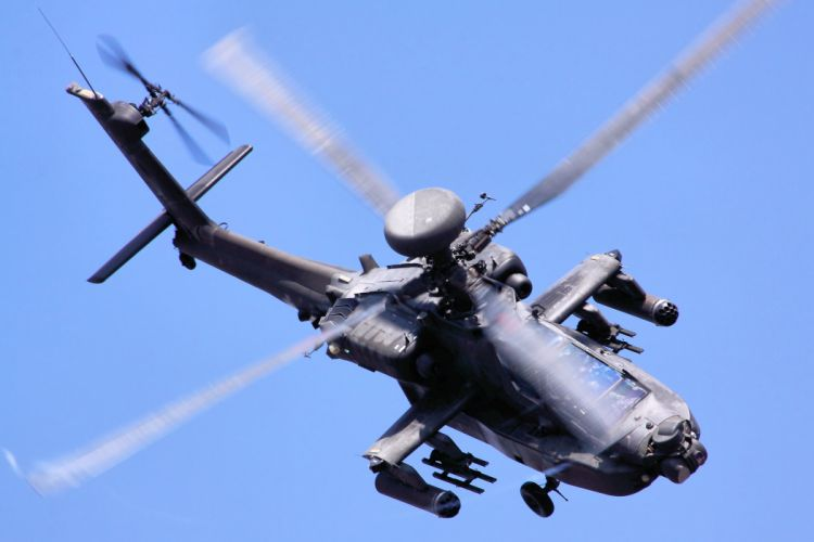 helicopter military WAH-64D Apache h wallpaper