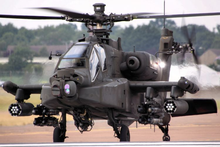 helicopter military WAH-64D Apache hm wallpaper