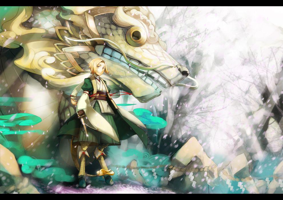 Pixiv Fantasia New World wallpaper