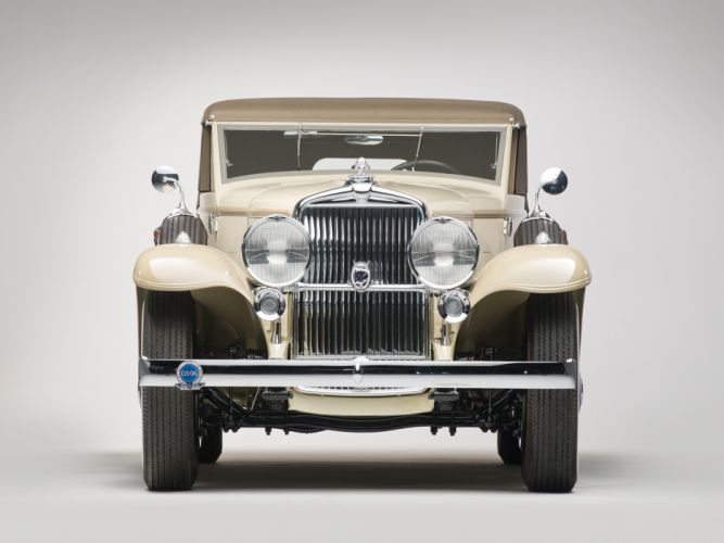 1933 Stutz DV32 Convertible Victoria by Rollston retro luxury t wallpaper