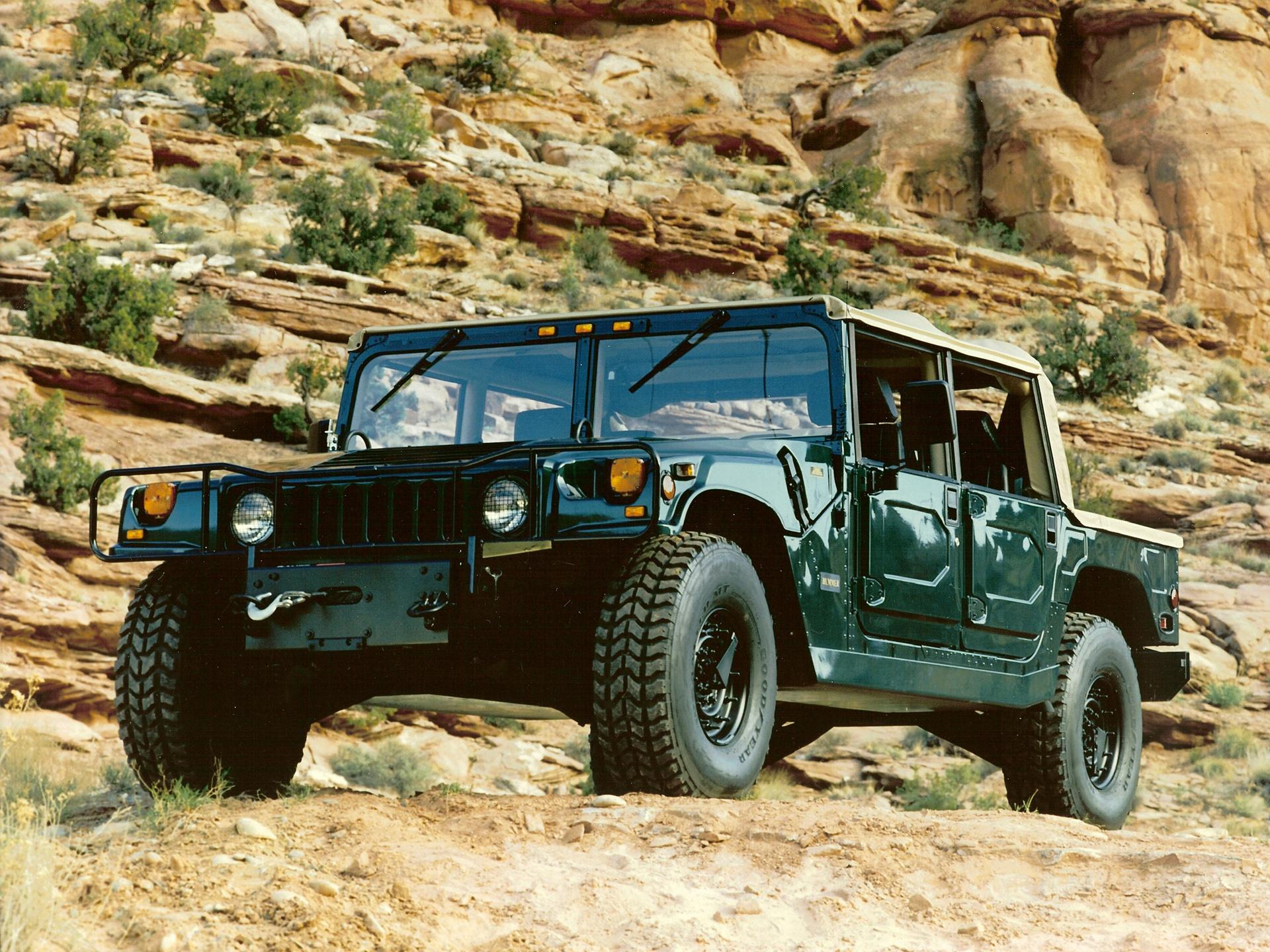 1993 Hummer H1 Vlco 4x4 Suv H 1 F Wallpaper 1920x1440