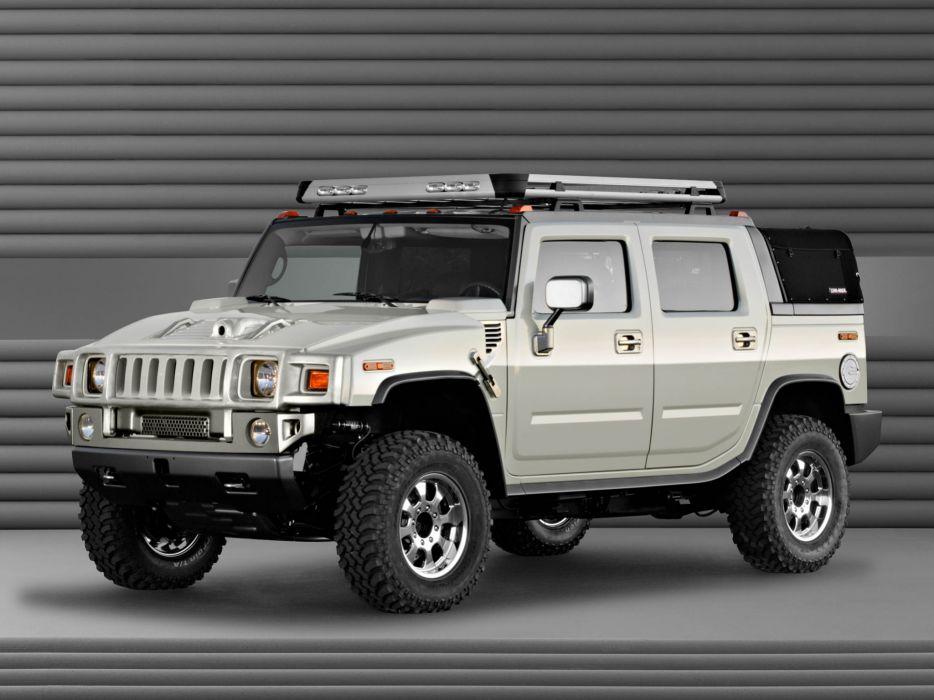 2003 Hummer H2 SUT Dirt Sport Concept 4x4 suv h-2 wallpaper