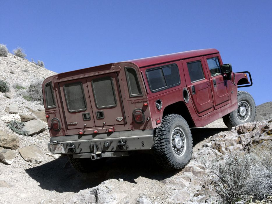 2005 Hummer H1 Alpha Wagon 4x4 h-1 suv     r wallpaper