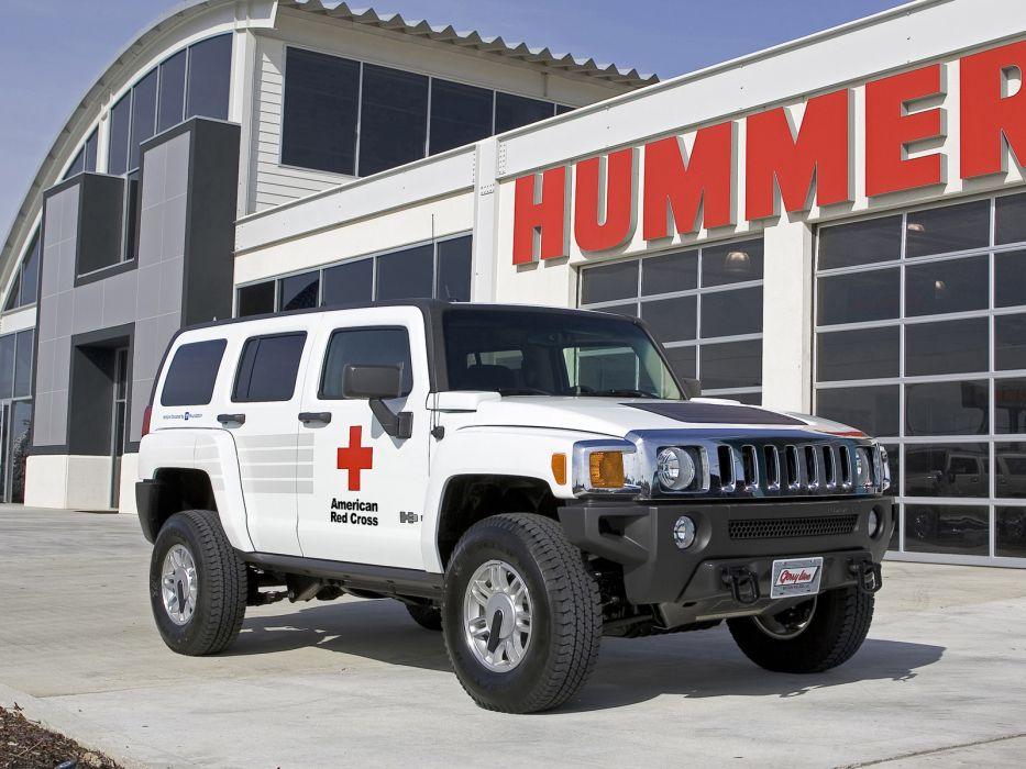 2006 Hummer H3 ARC 4x4 firetruck emergency h-3 wallpaper