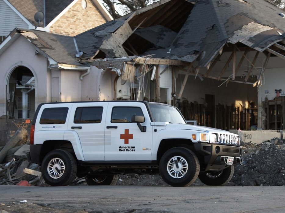 2006 Hummer H3 ARC 4x4 firetruck emergency h-3   r wallpaper