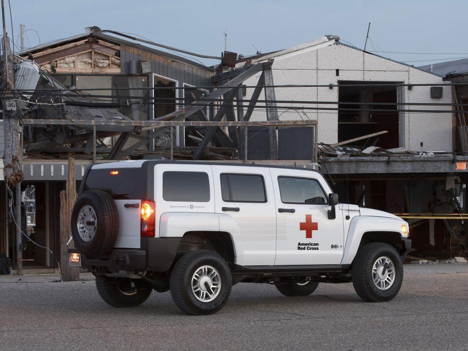 2006 Hummer H3 ARC 4x4 firetruck emergency h-3  r wallpaper