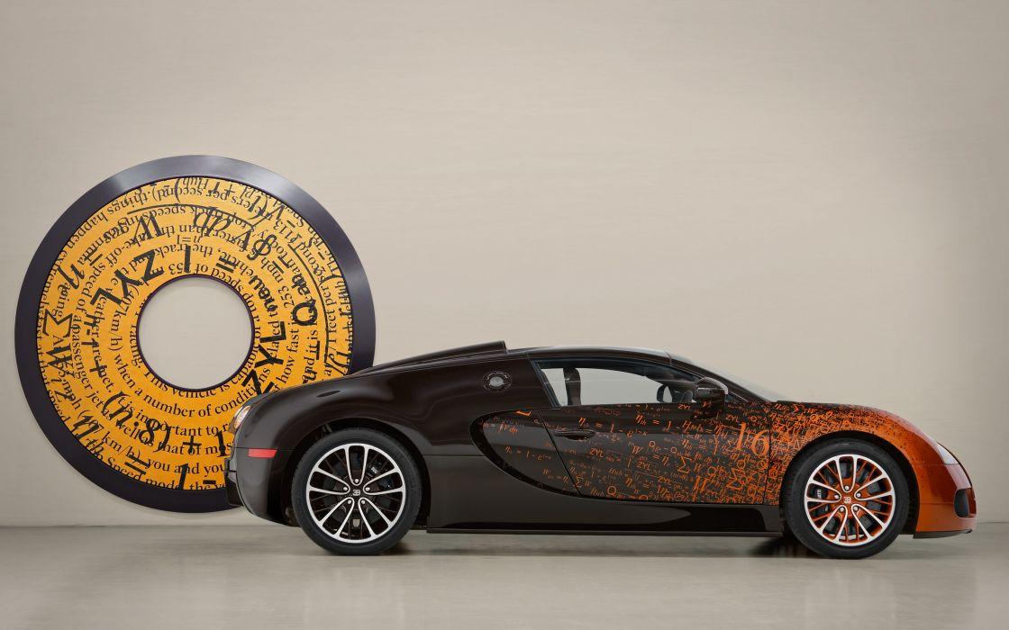 2012 Bugatti Veyron Grand Sport Venet supercar   g wallpaper