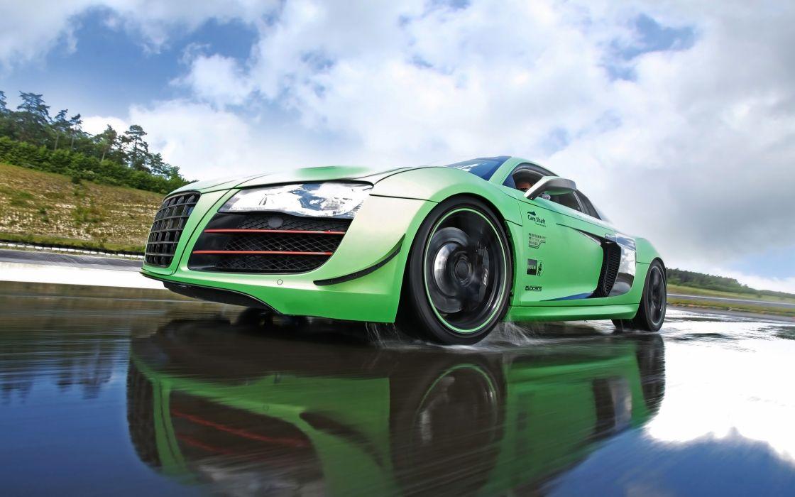 2012 Racing-One Audi R8 V10 supercar r-8    g wallpaper