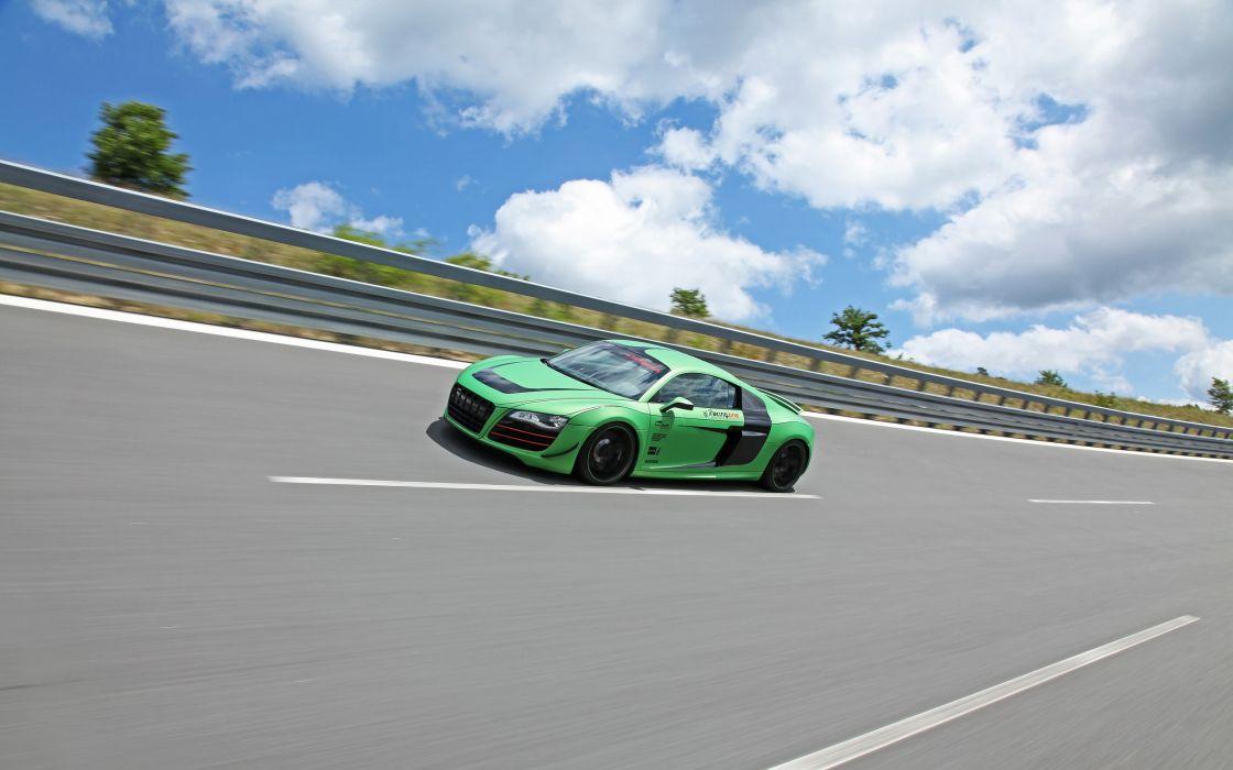 2012 Racing-One Audi R8 V10 supercar r-8   fn wallpaper