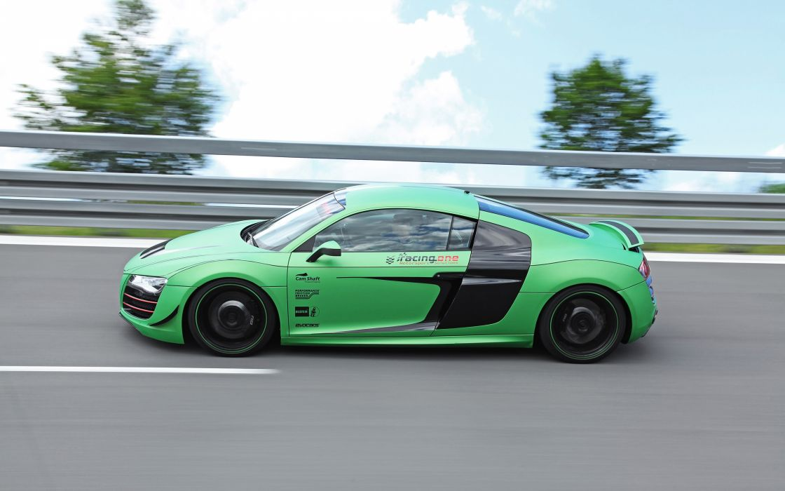 2012 Racing-One Audi R8 V10 supercar r-8  d wallpaper