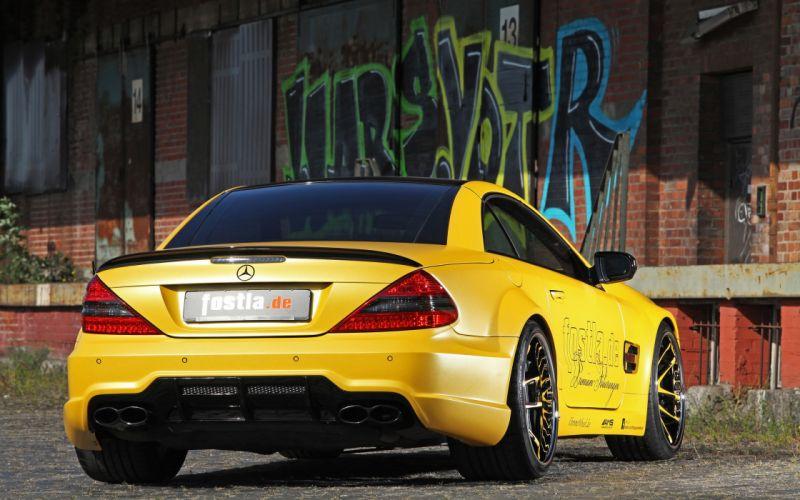2013 Fostla Mercedes Benz R230 SL-55 AMG tuning supercar f wallpaper
