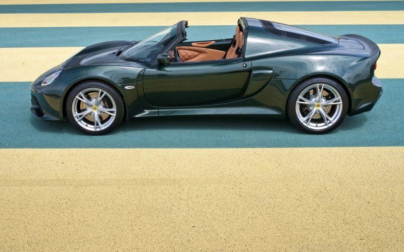 2013 Lotus Exige S Roadster supercar g wallpaper