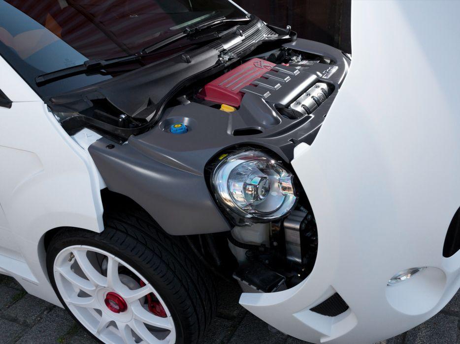 2013 Zender Abarth 500 Corsa Stradale Concept tuning engine      g wallpaper
