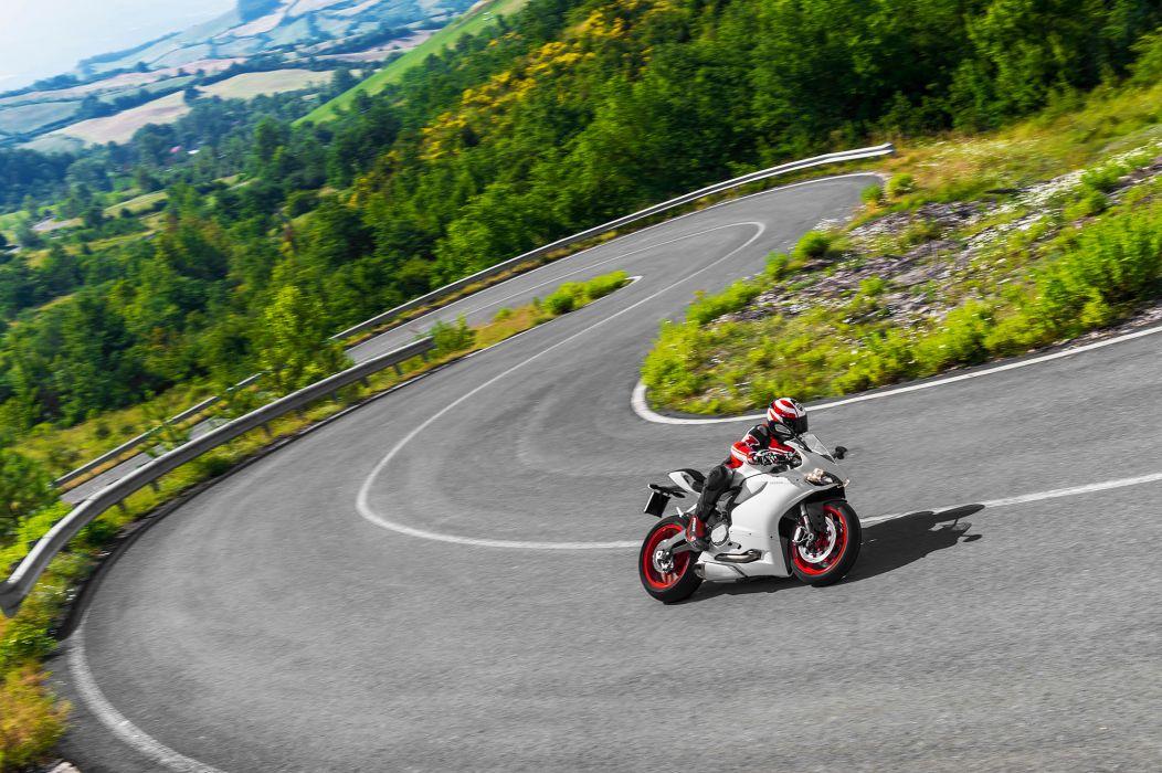 2014 Ducati Superbike 899 Panigale   f wallpaper