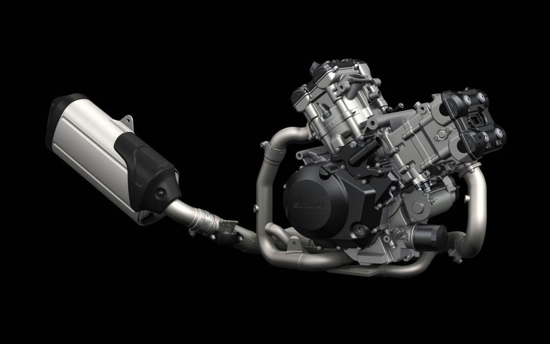 2014 Suzuki V-Strom 1000 ABS engine      d wallpaper