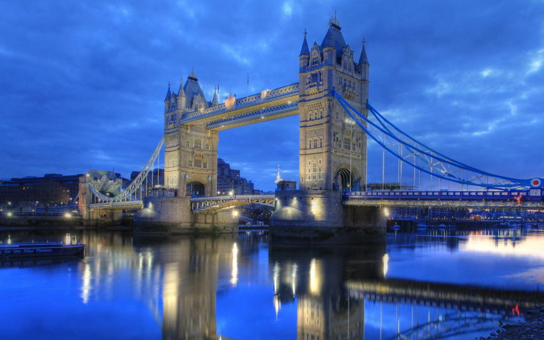 Tower Bridge London wallpaper