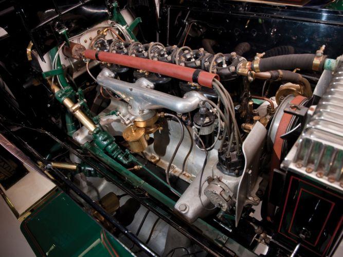1911 Daimler 6-23 Phaeton Touring retro engine g wallpaper