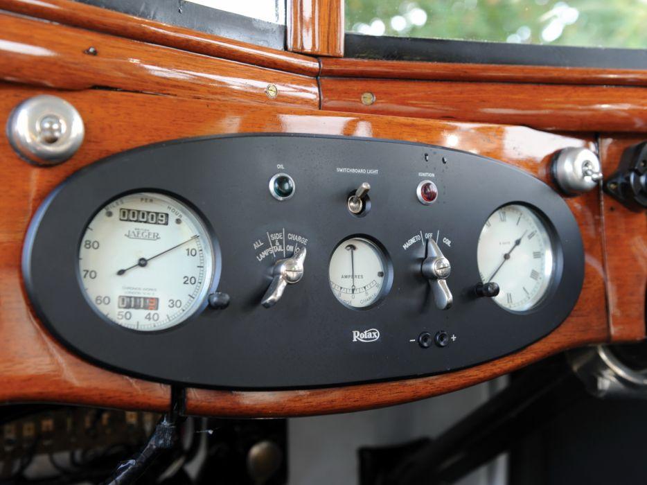 1926 Daimler 35-120 Limousine by Hooper retro luxury interior  f wallpaper