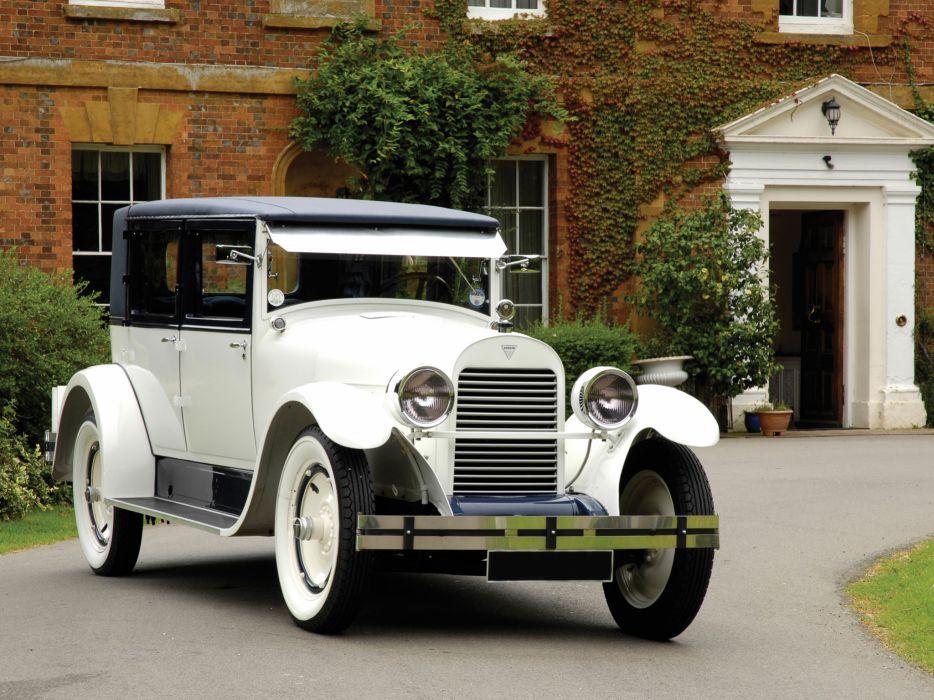 1926 Hudson Super Six Brougham retro luxury  f wallpaper