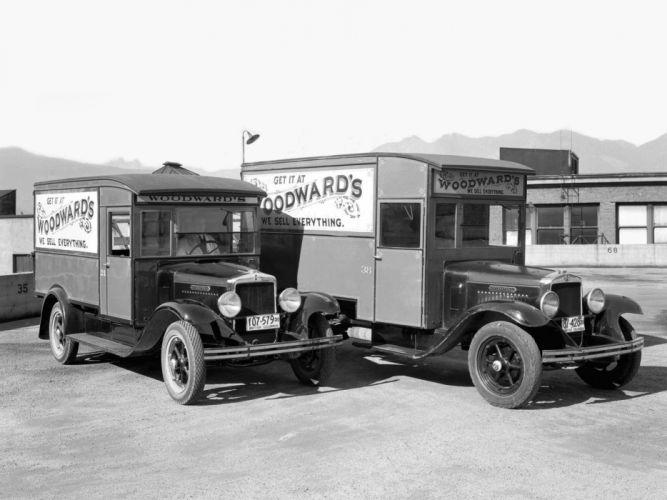 1929 International A3 retro a-3 fr wallpaper