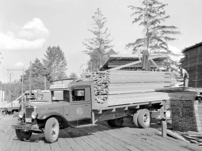 1932 International A7 retro a-7 g wallpaper