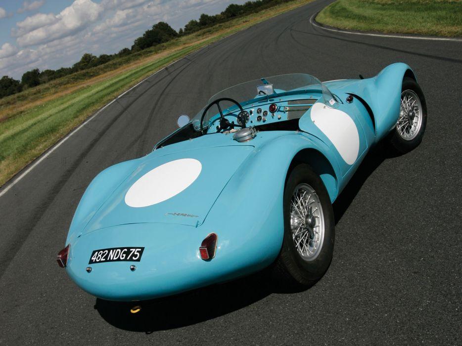 1953 Gordini Type 24S race racing supercar retro wallpaper