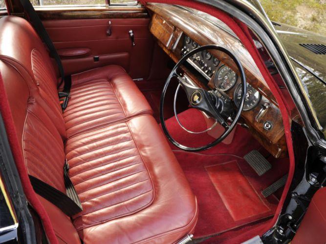 1962 Daimler V8 250 classic v-8 interior g wallpaper