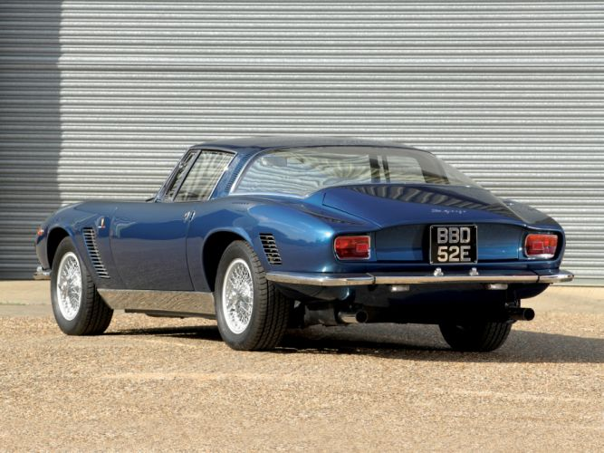 1965 Iso Grifo GL350 supercar classic muscle g wallpaper