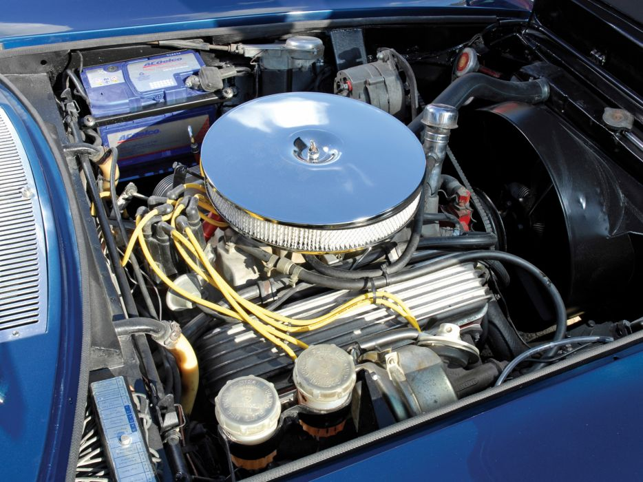 1965 Iso Grifo GL350 supercar classic muscle engine      g wallpaper